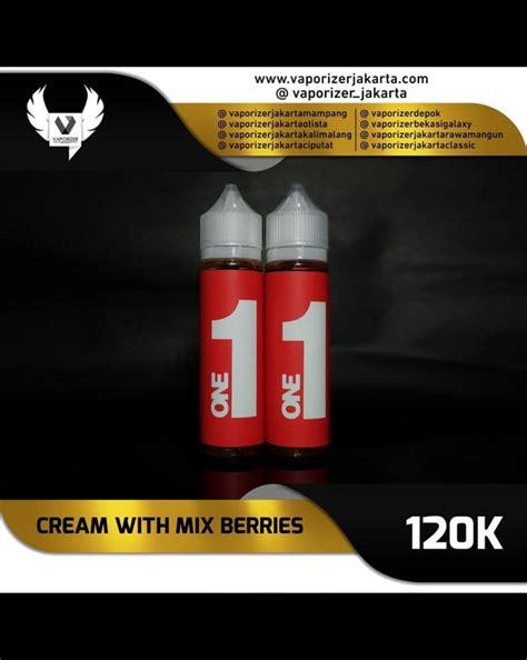 Liquid Kdlr Berrycream Berry 60ml 3mg distributor one1 with mix berries liquid jual one1 with mix berries liquid