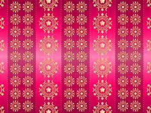 fuschia pattern ppt backgrounds pattern pink purple templates ppt grounds
