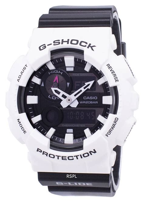 Casio G Shock Gax100 casio g shock g lide analog digital gax 100b 7a s
