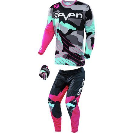7 motocross gear seven 2017 youth annex combo soldier motosport