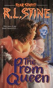 Fear Rlstine The destiny s book reviews the prom fear series by r l stine