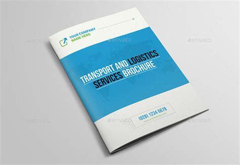 brochure template logistics 21 company brochure templates free premium download