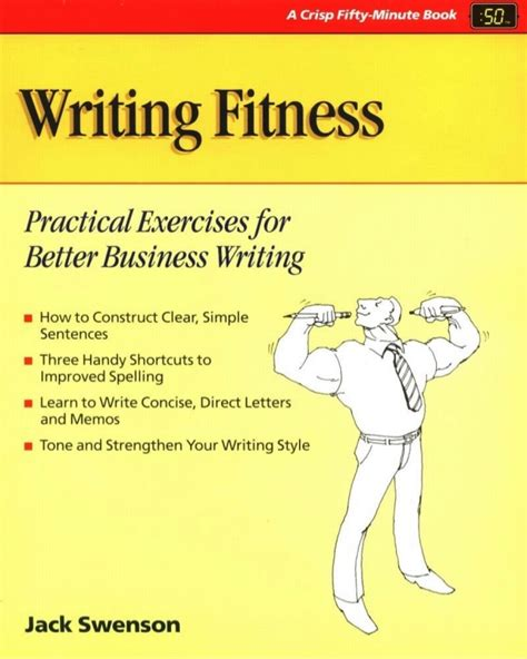 writing fitness practical exercises for better business