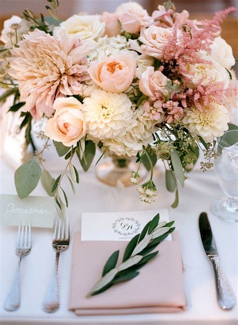wedding table name ideas flowers top 15 so wedding table setting ideas for 2018