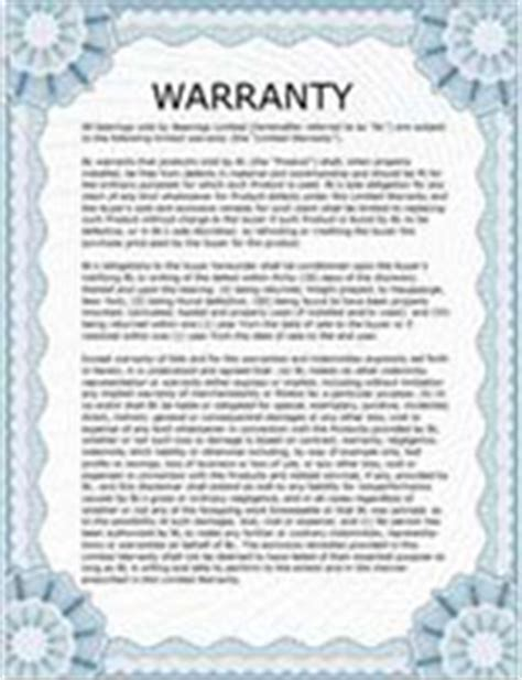 Guarantee Letter For Workmanship Roofing Contractor Roofing Contractor Warranty