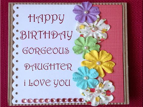 printable birthday cards for daughter happy birthday cards for daughter birthday wishes