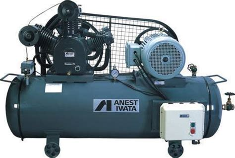 air compressors anest iwata lubricated air compressor distributor channel partner from hyderabad