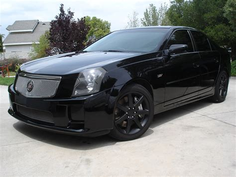 cadillac cts 2005 specs 2005 cadillac cts pictures information and specs auto