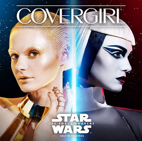 force  pouty covergirl unveils star wars makeup