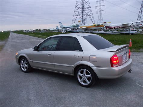 2002 mazda protege photos informations articles