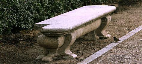 stone benches for gardens styles of garden benches photos