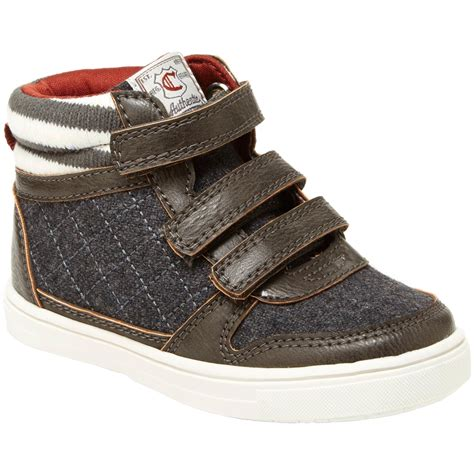 carters toddler boy shoes s toddler boys high top shoes casual shoes