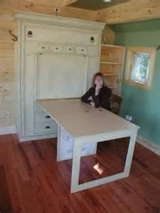 Murphy Bed With Table Went To Portland 1000 Ideas About Murphy Table On Murphy Beds