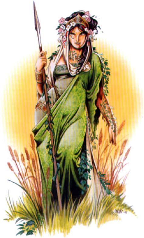 Harvest Of Demeter Goddess Symbol | mythology the greek divinities chagardigimagark