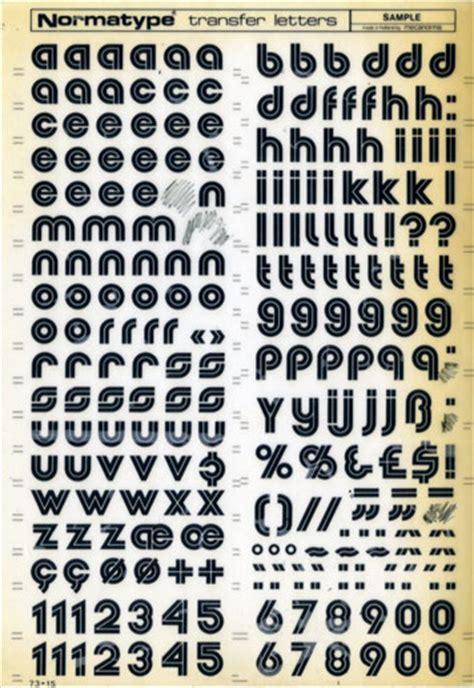 Transfer Letter Bike homage to velvet touch lettering design observer