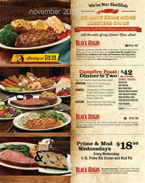 black angus steakhouse coupons promo codes 2016 free printable coupons black angus steakhouse coupons