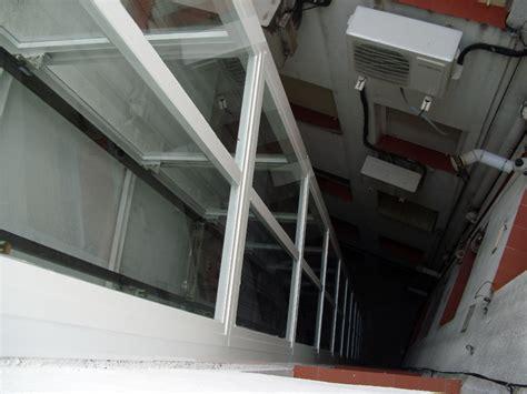 cerramiento patio interior foto cerramiento hueco patio interior de ascensores samar