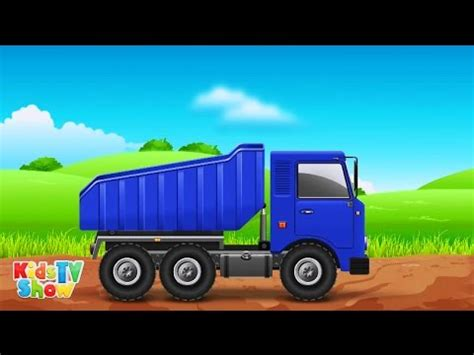 monster trucks tv show dump truck for children monster trucks for kids kids