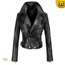 Leather Jackets For Black Motorcycle Leather Jacket Cw608102