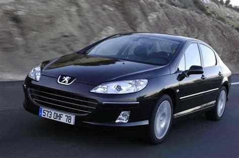 2006 Peugeot 407 Saloon Review Top Speed