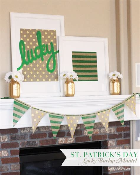 st patrick s day home decorations st patrick s day home decor inspiration mama cheaps