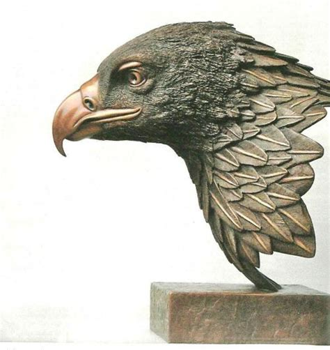 And Bird Sculptures by Bronze Animal Busts And Heads For Sale Or Commission