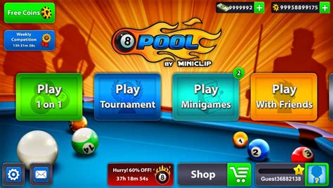 Coin 8 Pool give you 50m 8 pool coins for 5 seoclerks