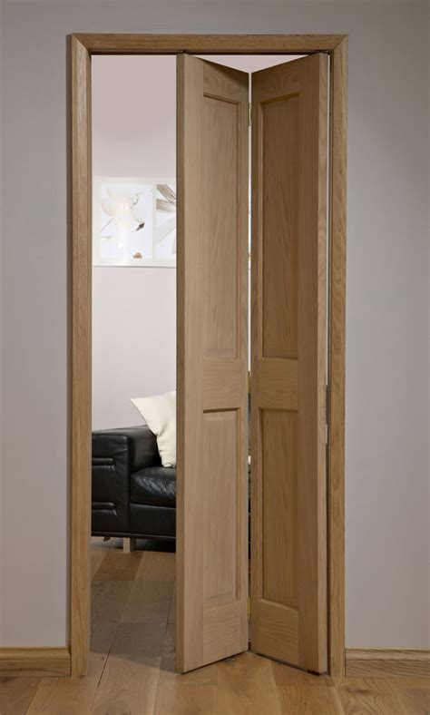 4 Panel Bifold Closet Doors by Canterbury 4 Panel Oak Veneered Bi Fold Interior Door Ebay