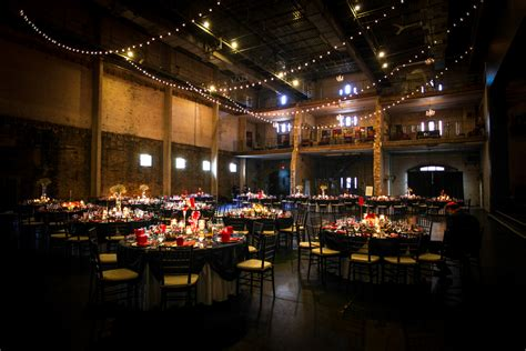 Wedding Venues Minneapolis by Gaby Mike Chic Wedding At Warehouse
