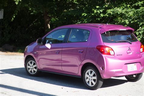 mitsubishi purple the mitsubishi mirage turned me into a local celebrity