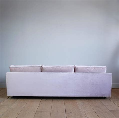 5 person couch four person sofa by ward bennett for sale at 1stdibs