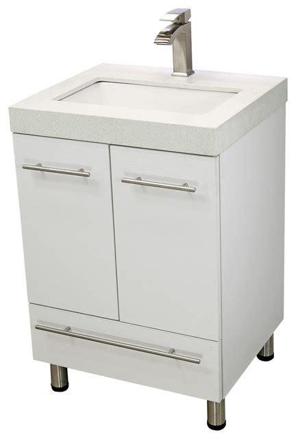 Free Standing Sink Bathroom Windbay Windbay 24 Quot Free Standing Bathroom Vanities Sink Bathroom Vanities And Sink Consoles