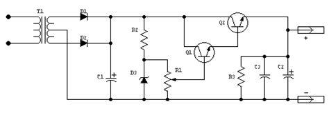 transistor 2n3055 caracteristicas fuente regulada variable de 0 a 15v con bd137 y 2n3055 www pesadillo