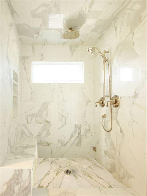marble shower houzz