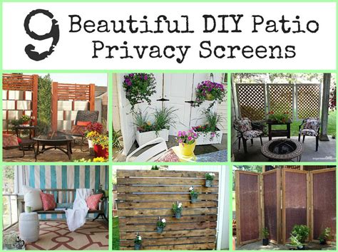 backyard privacy screen ideas diy outdoor privacy screen interesting ideas for home