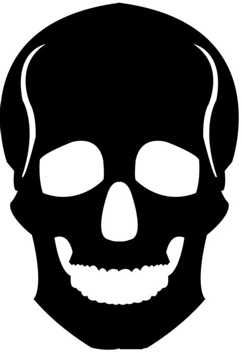 cutout templates on pinterest sugar skull day of the