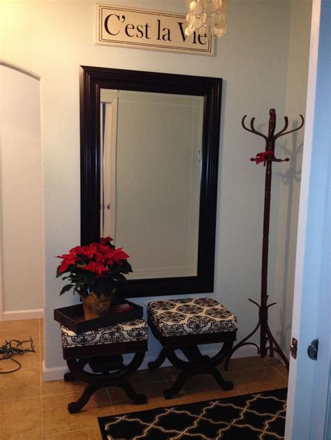 entry bench with mirror 24 best images about the entryway on pinterest