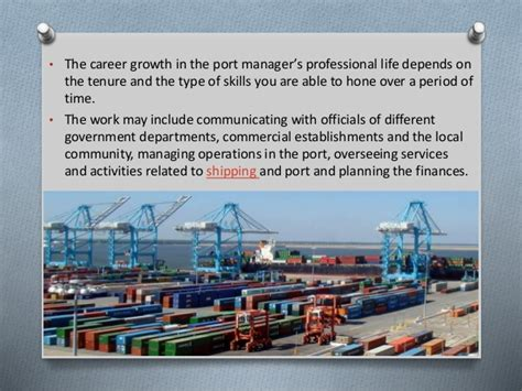 Mba Shipping And Port Management by M B A In Shipping And Port Management 2 Years Course