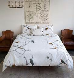 Funky Duvet Cover Bird Printed Bed Sheets