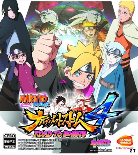 film boruto vostfr telecharger t 233 l 233 charger naruto shippuden ultimate ninja storm 4 road