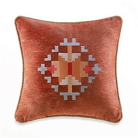 bed bath and beyond flagstaff croscill 174 flagstaff fashion throw pillow bed bath beyond