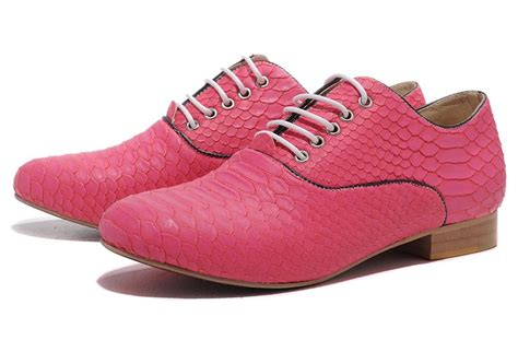 Promo Sneaker Rb List Pink 01 new arrivals casual charming pink snake patttern low cut bottom shoes fashion