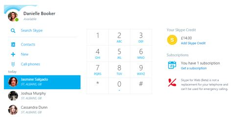 skype mobile call skype for web adds support for phone calls and