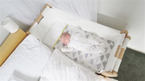 Cribs That Attach To Side Of Bed Snuzpod 3 In 1 Bedside Crib Review