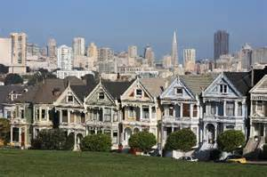 Victorian House San Francisco Painted Ladies San Francisco Picture Of Painted Ladies