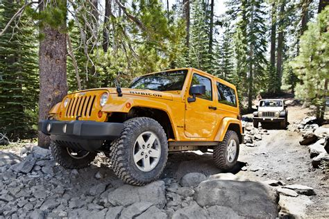 jeep wrangler model year changes 2012 jeep wrangler is here autoevolution