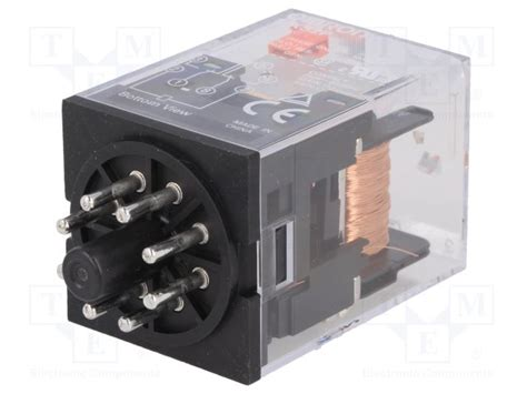 Relay Mks2p 8kaki 24vdc 10a Original Omron ly4n 110 120vac omron relay electromagnetic 4pdt ucoil 120vac 10a 110vac 10a 24vdcly4n