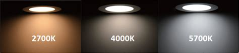 4000k led light how to choose right color temperature for your led lights