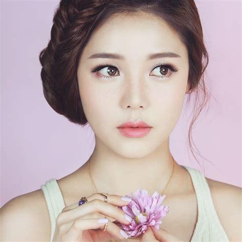 makeup tutorial pony korea park hye min ulzzang 박혜민 포니 korean makeup artist
