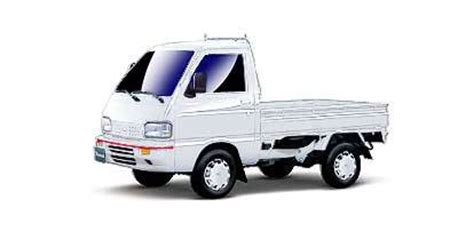 Kia Commercial Vehicles Kia Towner Truck White Id 75911 Product